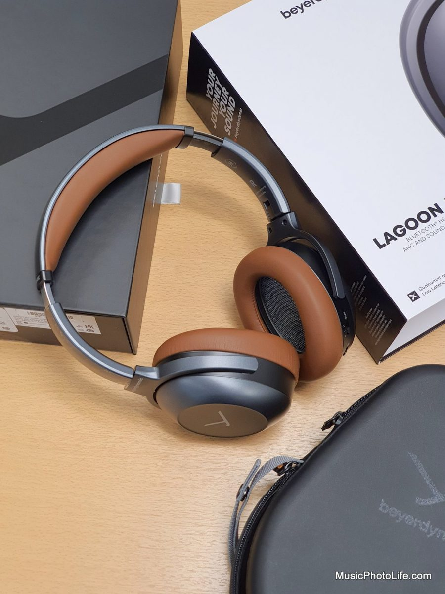 Beyerdynamic Lagoon ANC headphones review by musicphotolife.com Singapore tech blog
