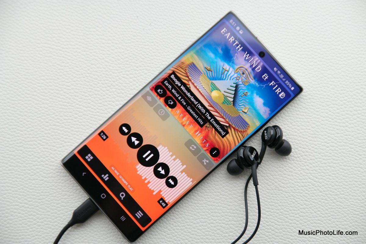 Samsung Galaxy Note10+ review by musicphotolife.com Singapore tech blog