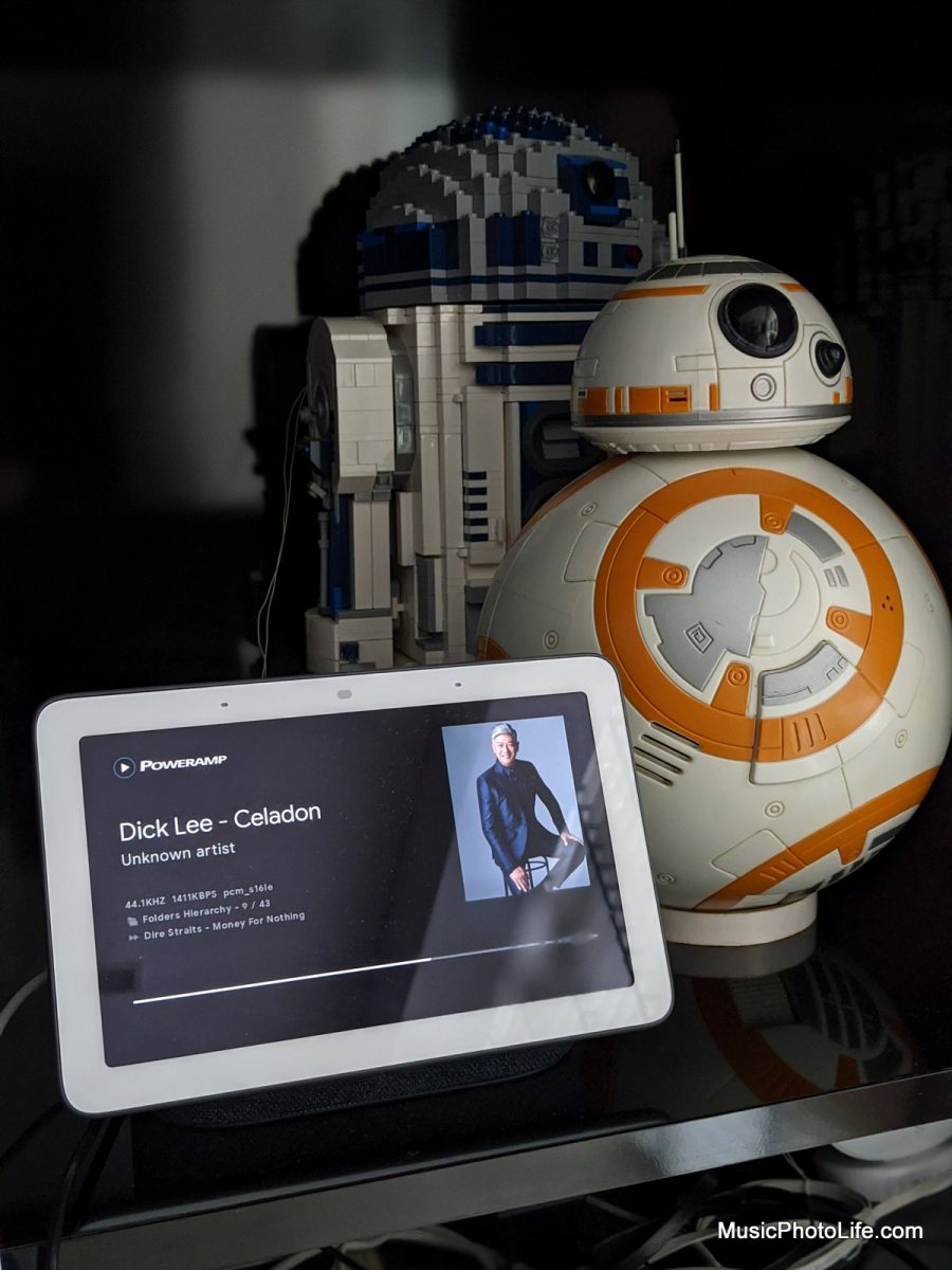Google Pixel 4XL photo sample - Star Wars, Nest Hub