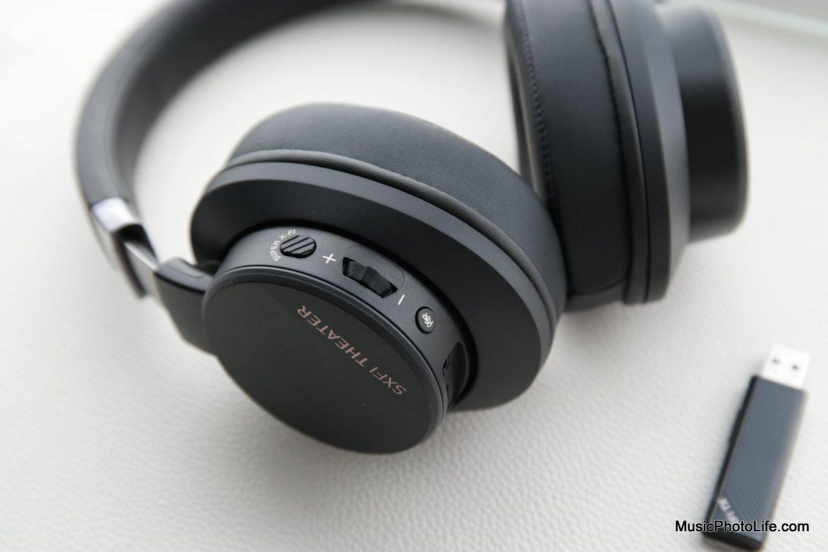 Creative SXFI Theater headphones