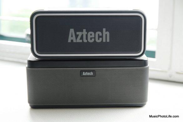 Aztech PHON Sports and PHON Studio retail box