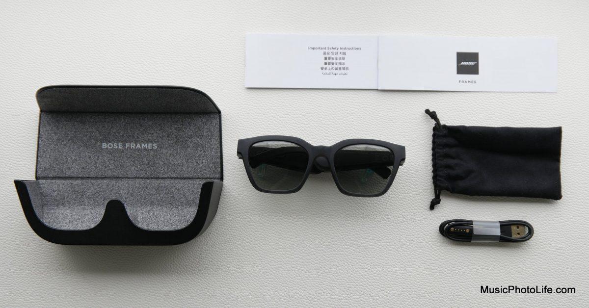 Bose Frames Alto unboxing