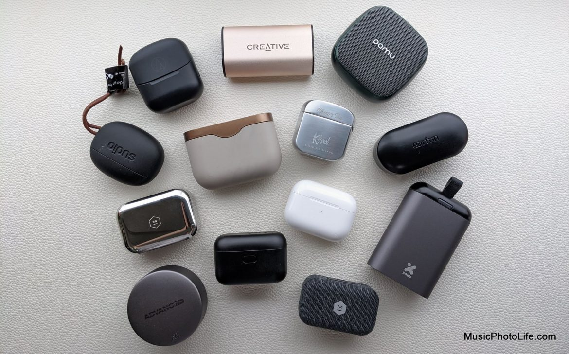 True Wireless Earbuds Reviewed in 2019 by musicphotolife.com Singapore tech blog