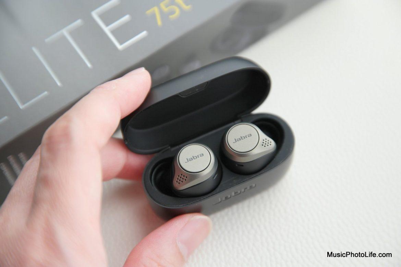 Jabra Elite 75t review by musicphotolife.com Singapore tech blog