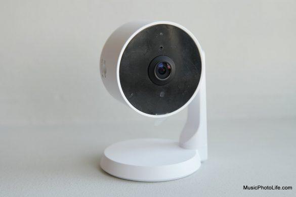 D-Link DCS-8330LH Smart AI WiFi Camera review by musicphotolife.com Singapore tech blog