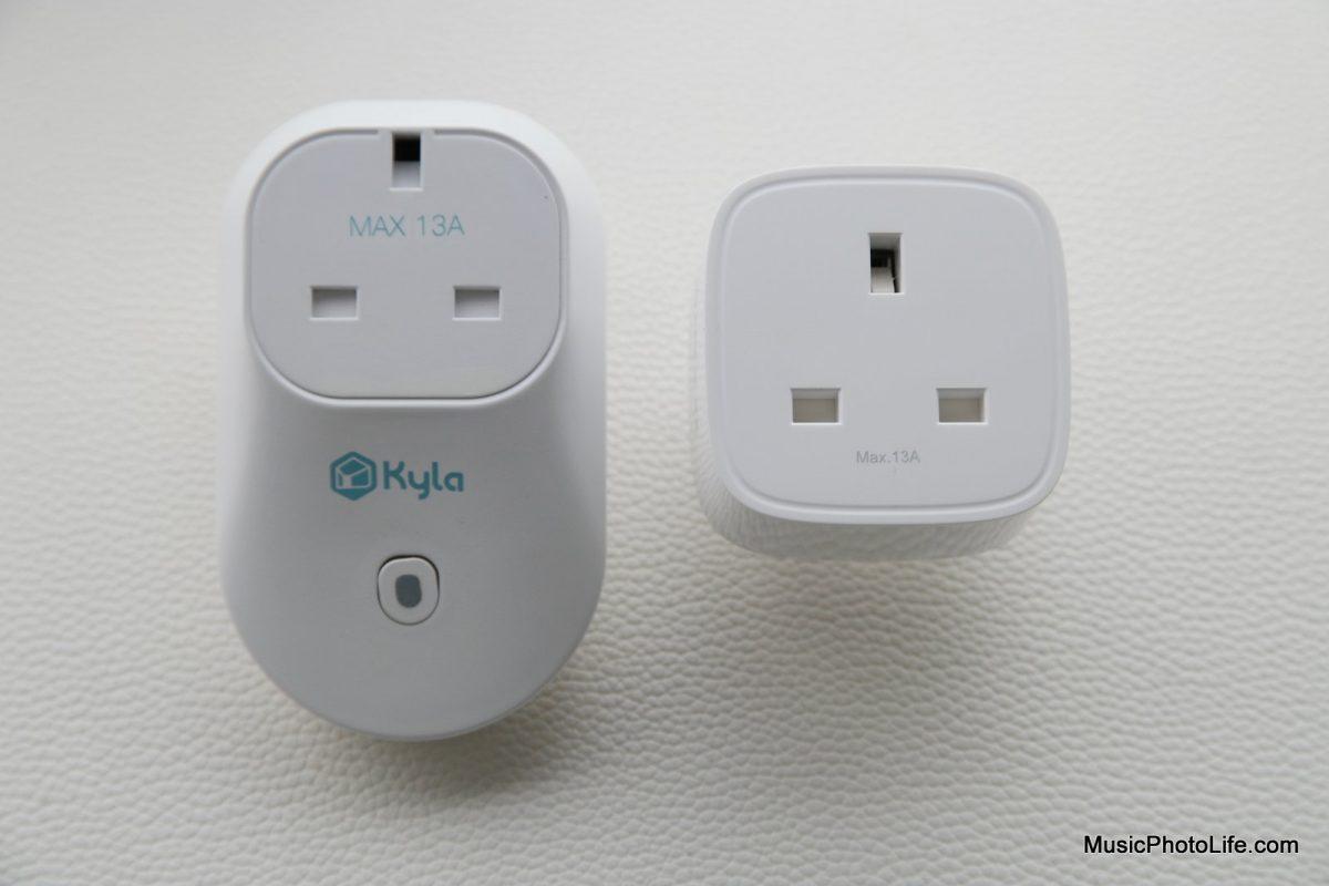 D-Link DSP-W118 compares to Kyla Smart Plug