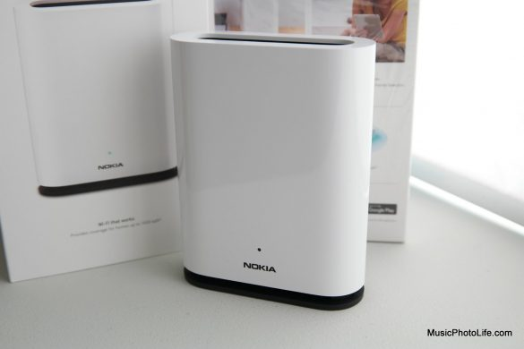 Nokia WiFi Beacon 1 StarHub Exclusive review by musicphotolife.com Singapore tech blog