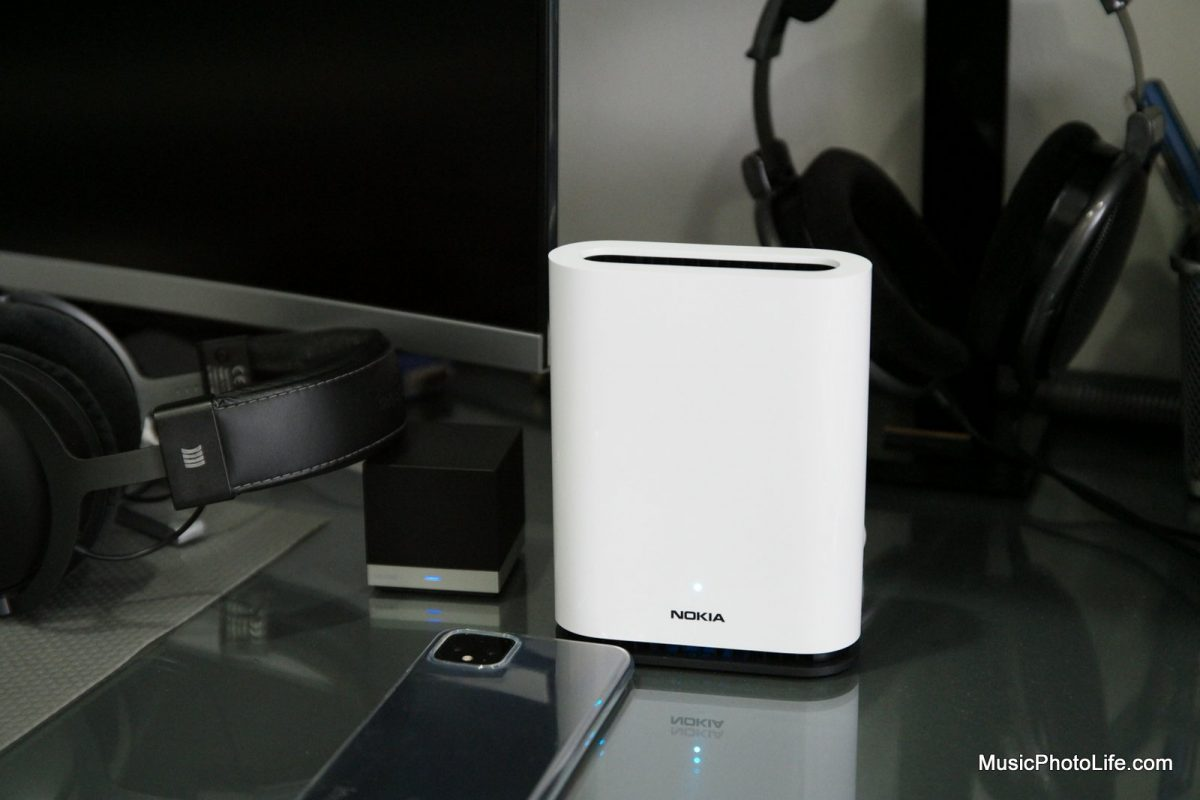 Nokia WiFi Beacon 1 StarHub Exclusive review by musicphotolife.com Singapore tech blog