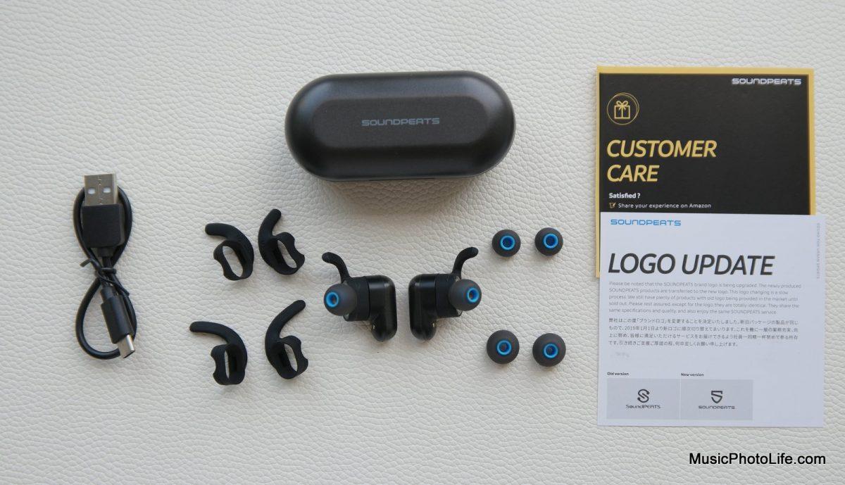 SOUNDPEATS Truengine2 unboxing - musicphotolife.com Singapore tech review blog