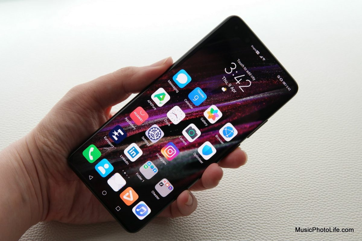 Huawei P40 Pro review by musicphotolife.com Chester Tan tech blog