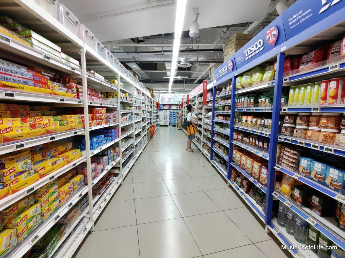 OPPO Find X2 Pro photo samples - supermarket