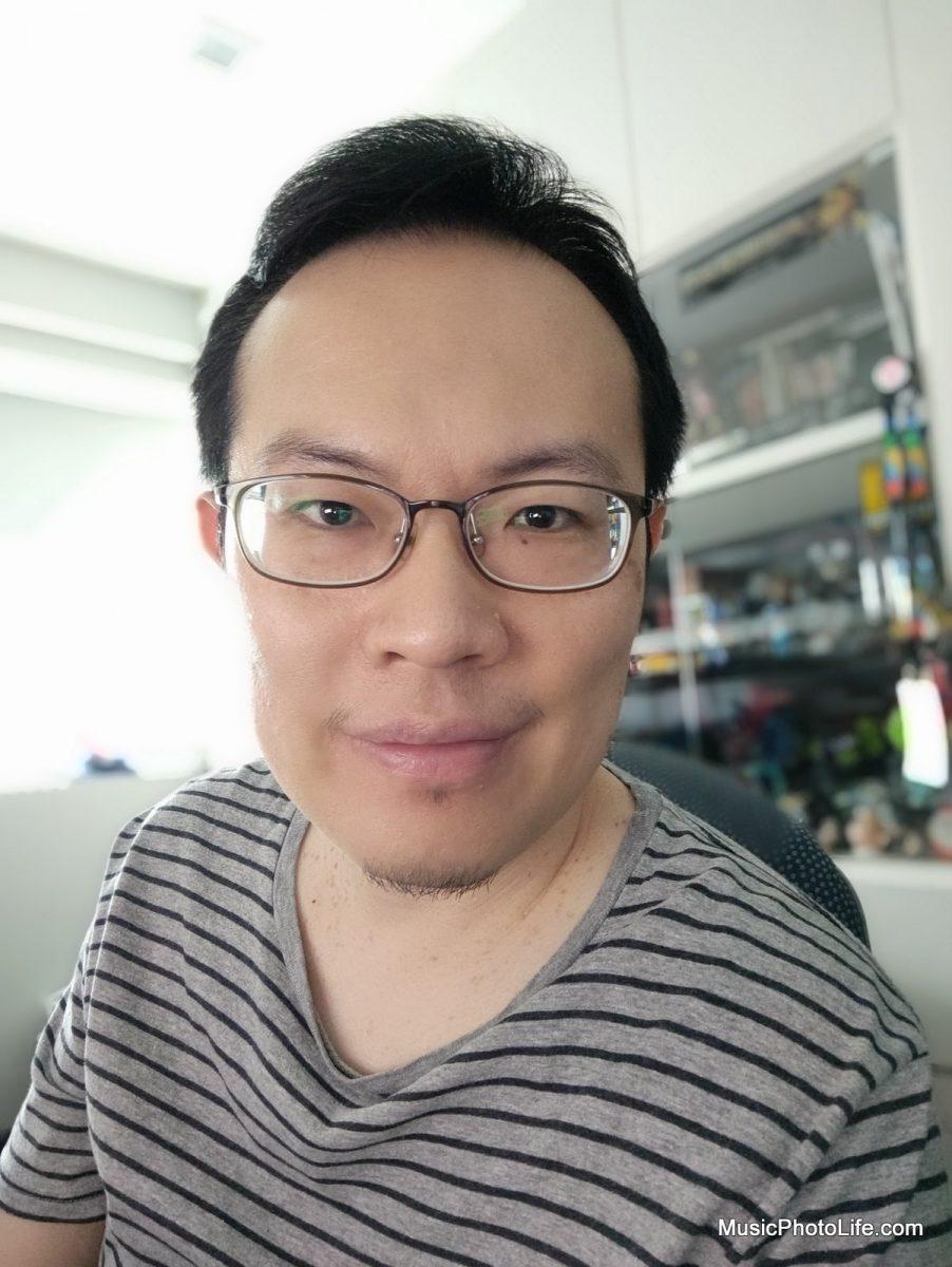 OPPO Find X2 Pro photo samples - selfie
