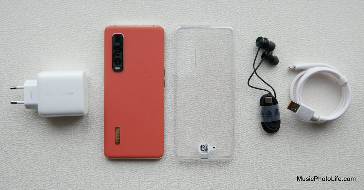 OPPO Find X2 Pro unboxing review by Chester Tan musicphotolife.com Singapore tech blog