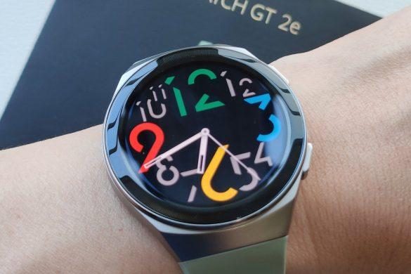 Huawei Watch GT 2e review by Chester Tan musicphotolife.com Singapore tech blog