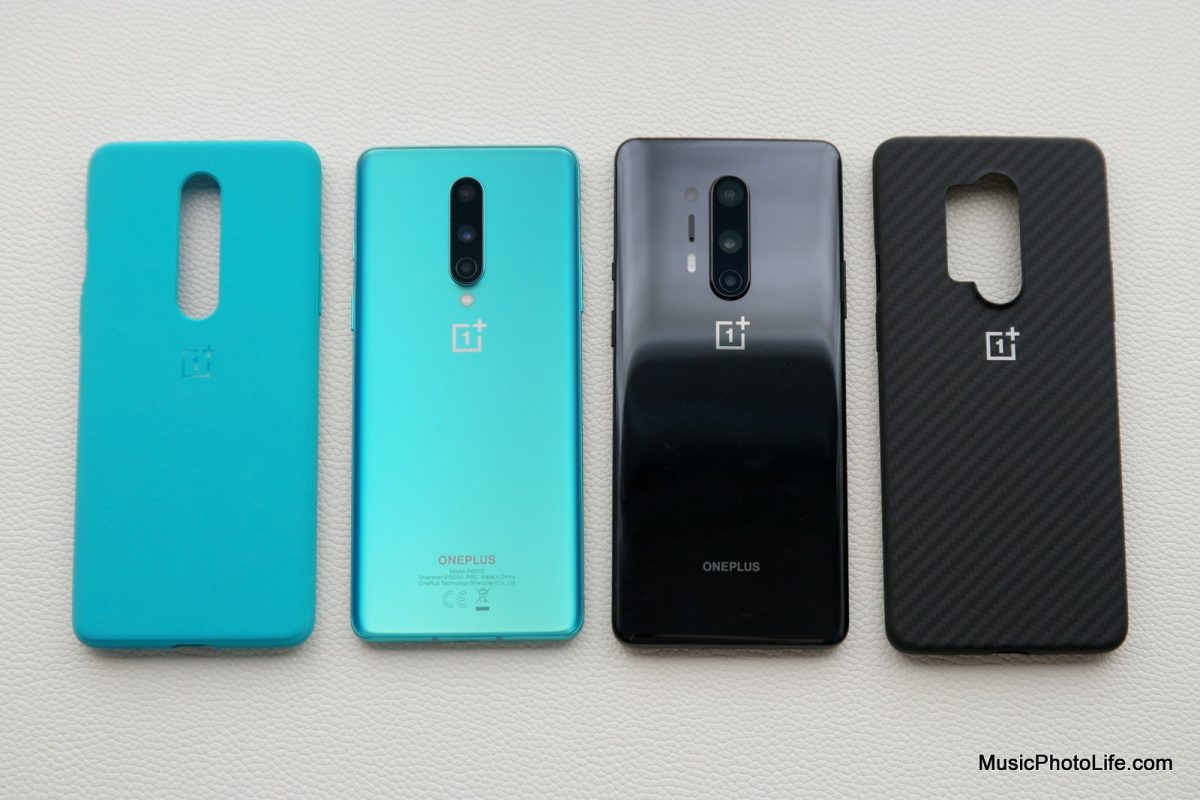 Comparing OnePlus 8 and OnePlus 8 Pro