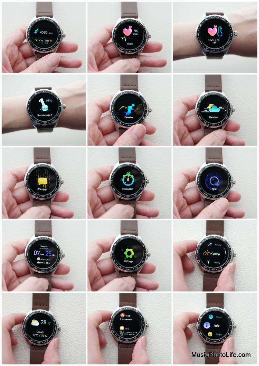 BlitzWolf BW-HL3 Smartwatch review by Music Photo Life, Singapore tech blog