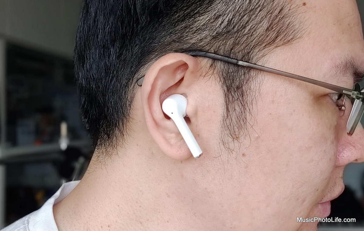 Huawei Freebuds 3i review by Music Photo Life, Singapore tech blog